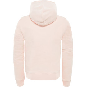 The North Face Drew Peak Pullover Hoody Youth Purdy Pink